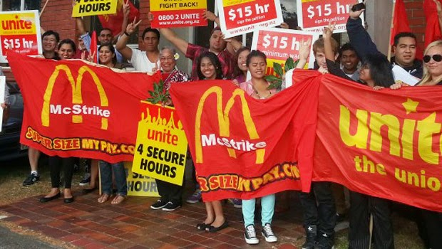 McDonalds-strike-